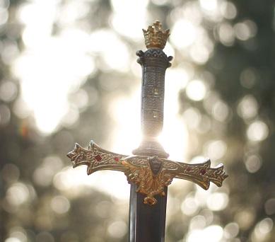 "Wed, September 16, 2020  ""The Sword of the Spirit""  Ephesians 6: 17b"